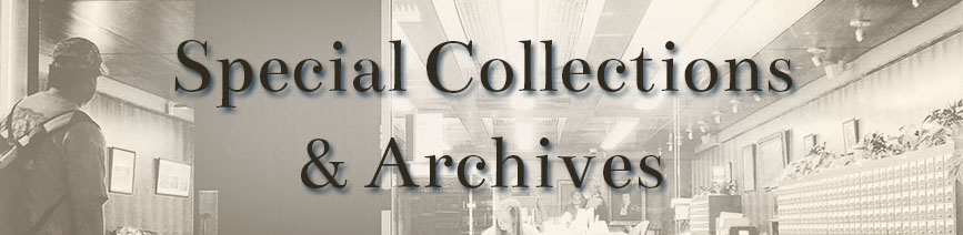 Special Collectioins & Archives