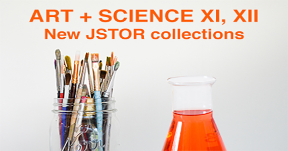 New Digital Collection from JSTOR: Art and Science Xi, XII